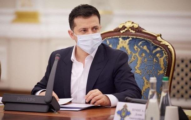 Зеленский провел совещание с членами Кабмина и ВР
