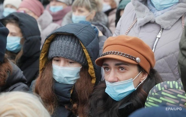 В Украине резко снизился прирост COVID-19