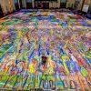 Самую большую картину в мире продали за $62 млн