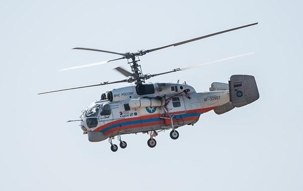 Под Калининградом упал вертолет - СМИ