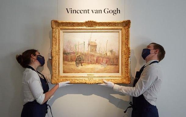 Картина Ван Гога продана за 13 миллионов евро