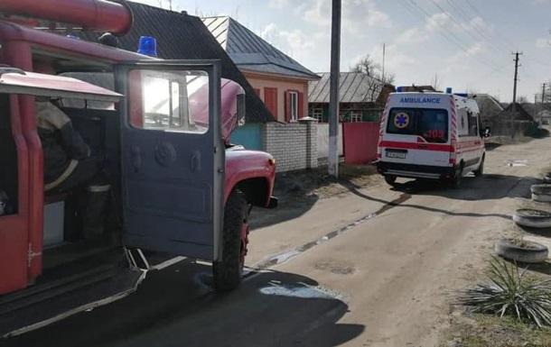 На Черкасчине при пожаре погибли двое детей и женщина