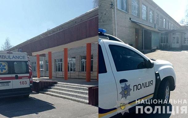 В Полтавской области в школе умер ребенок