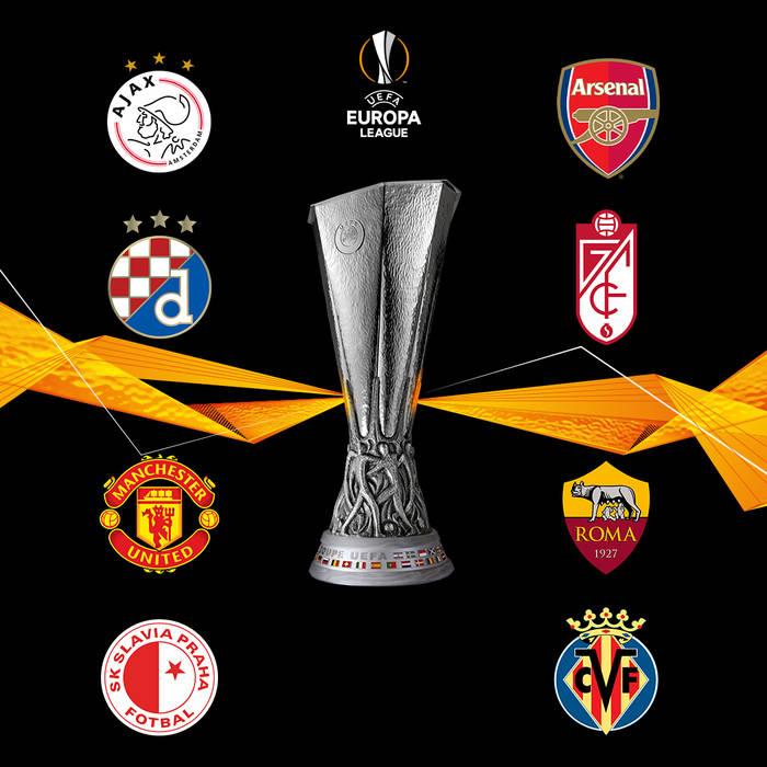 Стали известны все четвертьфиналисты Лиги Европы