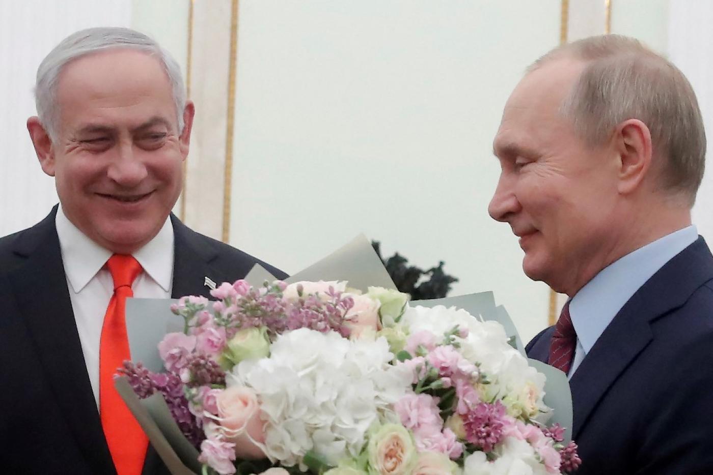 Россия – не миротворец, а посредник между Израилем и Сирией