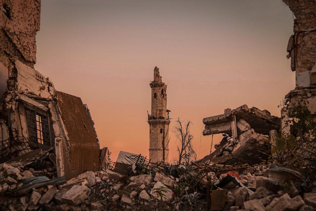 После десяти лет гражданской войны в Сирии Россия побеждает на всех фронтах