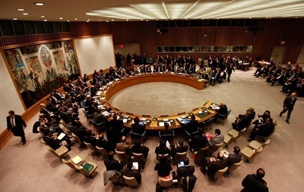 Украина обратилась в Совбез ООН из-за Донбасса