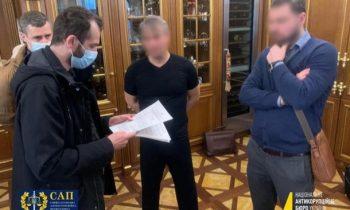 Давал «откаты»: в деле экс-главы Укравтодора новый фигурант
