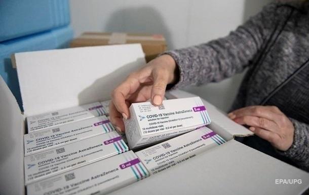 В Канаде выявили первый случай тромбоза после прививки AstraZeneca - СМИ