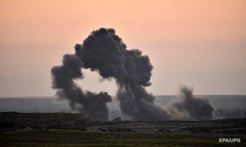 В Сирии на мине подорвался грузовик, перевозивший крестьян — СМИ