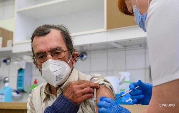 В Моршине стартовала первая в Украине массовая COVID-вакцинация