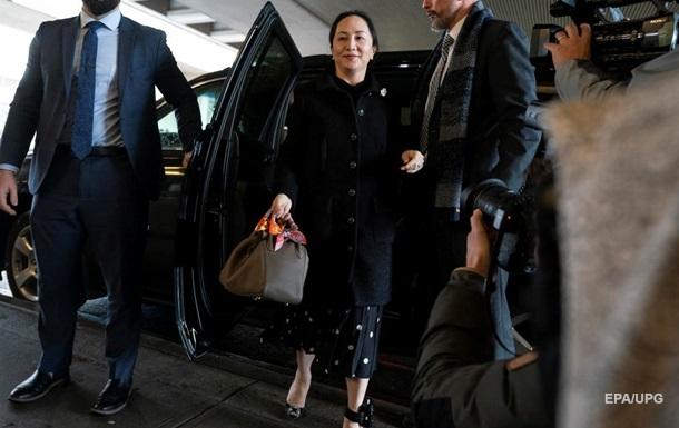 В Канаде слушания об экстрадиции финдиректора Huawei отложили на август