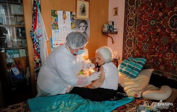 В Украине замедлились темпы COVID-вакцинации