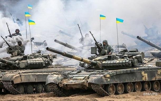 Траты Украины на оборону выросли на 200% за 10 лет