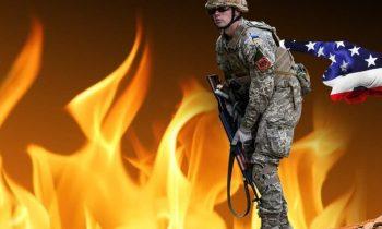 НАТО прекращает войну на Украине, как поджигатель тушит пожар