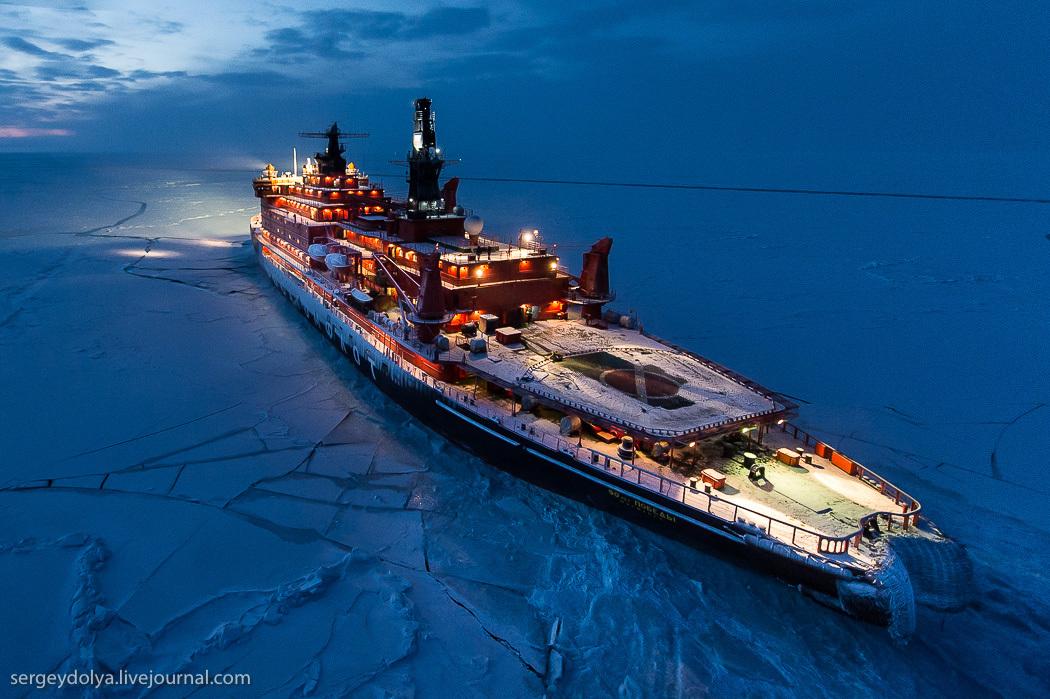 Рост объема перевозок по Северному морскому пути может быть астрономическим