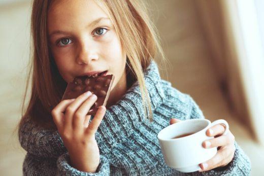 Шоколад может вылечить кашель