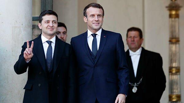 О чем говорит провал попытки Зеленского заручиться поддержкой в Париже