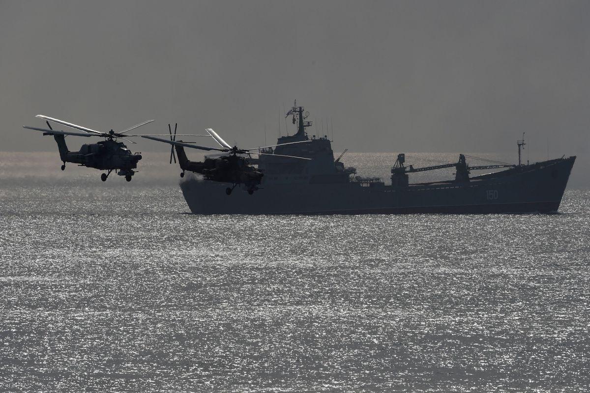 Адмирал Джеймс Ставридис: США и Россия на пути к столкновению в Черном море