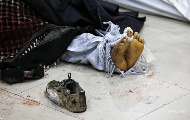 Вашингтон призвал прекратить насилие в Афганистане