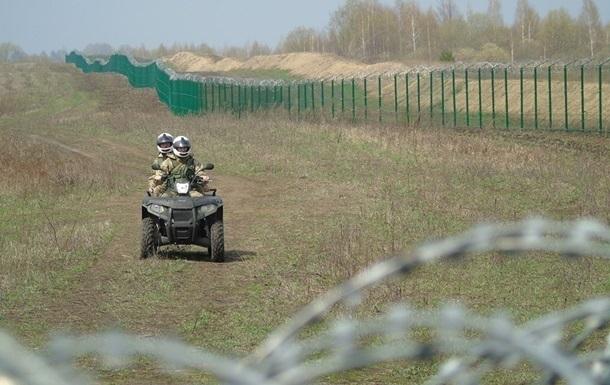 Стена на границе с РФ готова наполовину - ГПСУ