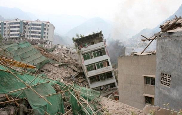 В Китае зафиксировано второе землетрясение за день, есть жертвы