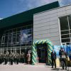 Под Киевом открыли масштабный спорткомплекс для военнослужащих НГУ
