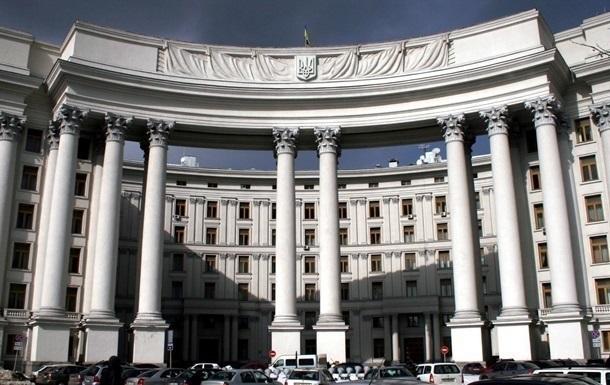 МИД подготовил санкции против чиновников Лукашенко