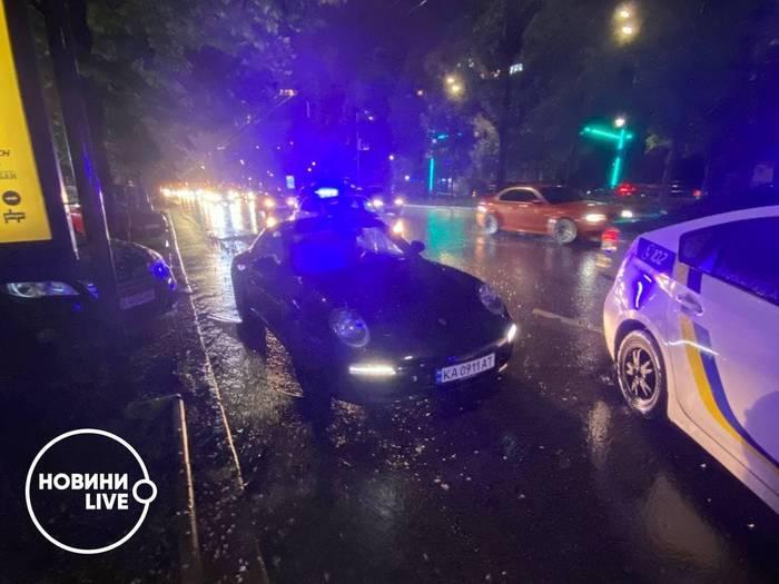 "Полиция ""повязала"" пьяного Вячеслава Шевчука"