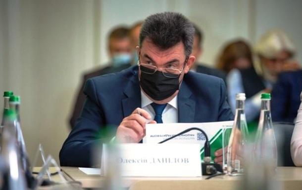 Данилов: Германия и Франция должны нести ответственность за аннексию Крыма