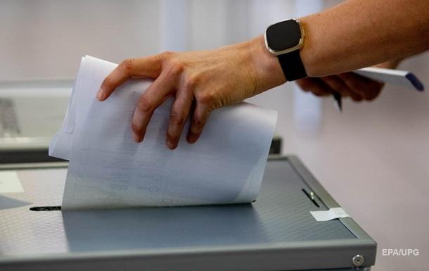 Партия Меркель победила на местных выборах