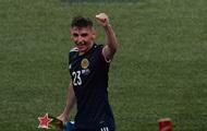 Гилмор — лучший игрок матча Англия — Шотландия