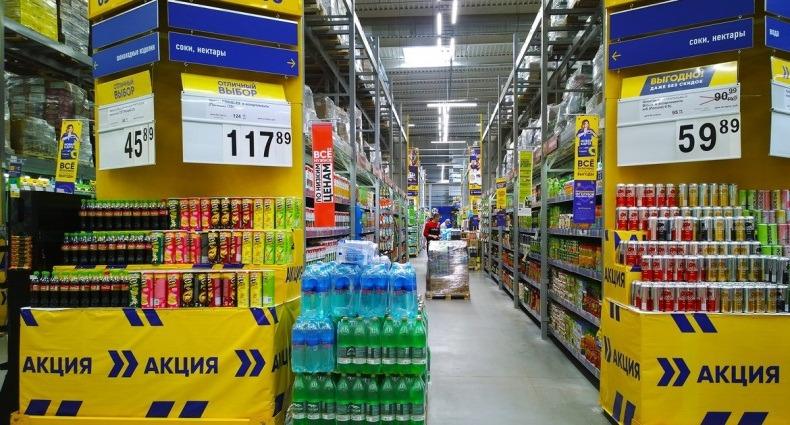 Россия: Инфляция бьёт исторические рекорды, быстрее всего дорожает еда