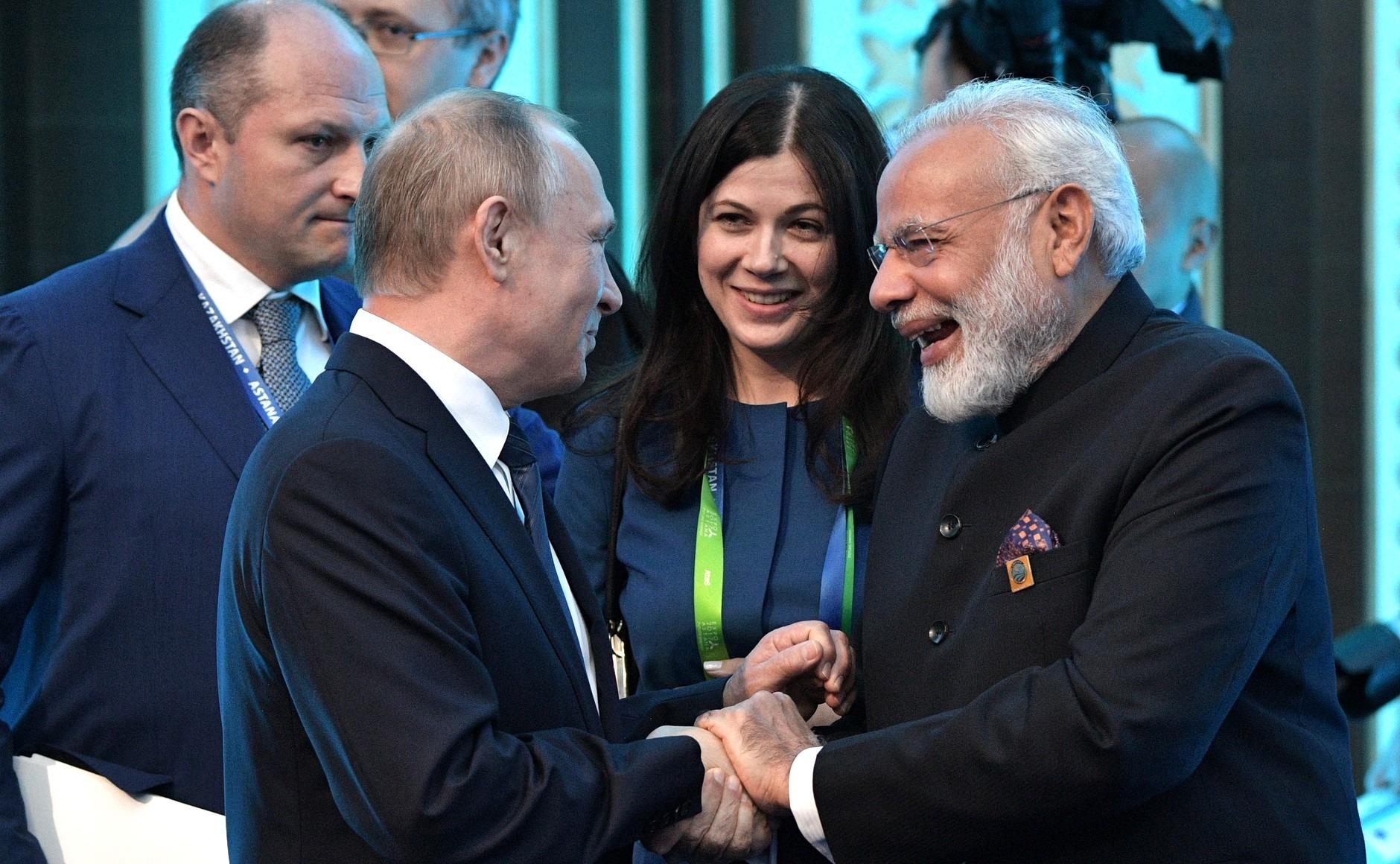 Почему Индия является гораздо более предпочтительным союзником для России, чем Китай
