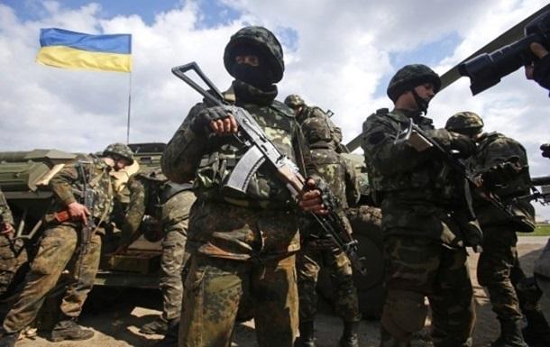В Украине стартовали военные учения Три меча