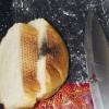 В России у женщины в руках взорвался батон