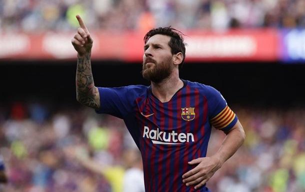 Барселона опубликовала прощальное видео с Месси