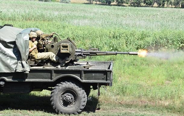 Сутки в ООС: Шесть обстрелов, у ВСУ потери
