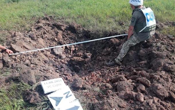 Сепаратисты обстреляли Новомихайловку