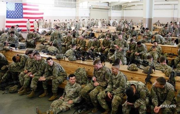 США начали переброску дополнительных сил в Кабул