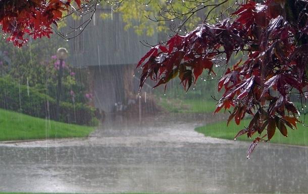 Погода на неделю 16 - 22.08.2021