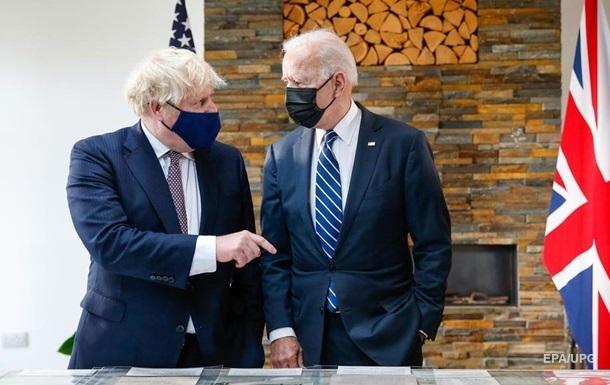Байден и Джонсон обсудили ситуацию в Афганистане