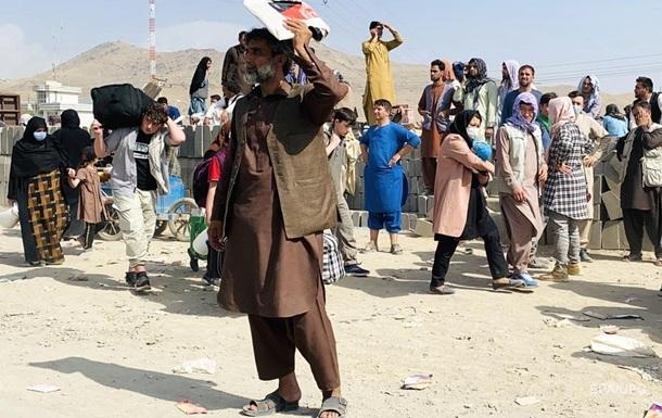 Госдеп США назвал число людей в аэропорту Кабула