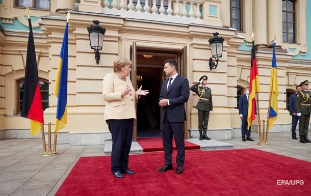 Украина все еще надеется на оружие от Германии