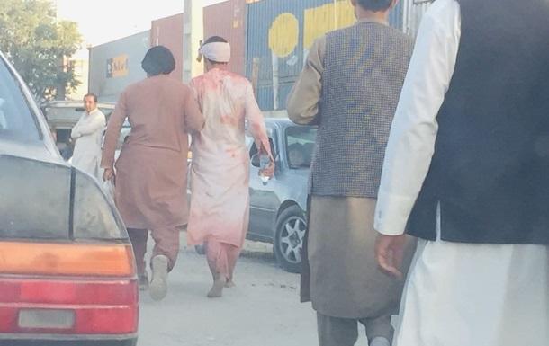 В Кабуле прогремел еще один взрыв
