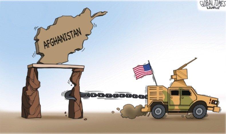 Для Запада на первом месте геополитические маневры, а не восстановление в Афганистане