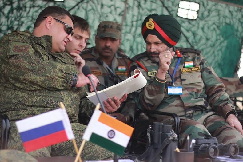 Россия и Индия неизменные партнёры, но связи в оборонной сфере, похоже, себя исчерпали