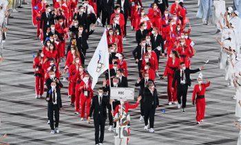 Россия выигрывает от ограничений на Олимпийских играх в Токио