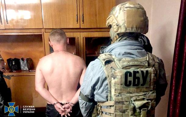 На Тернопольщине задержали криминального авторитета из России