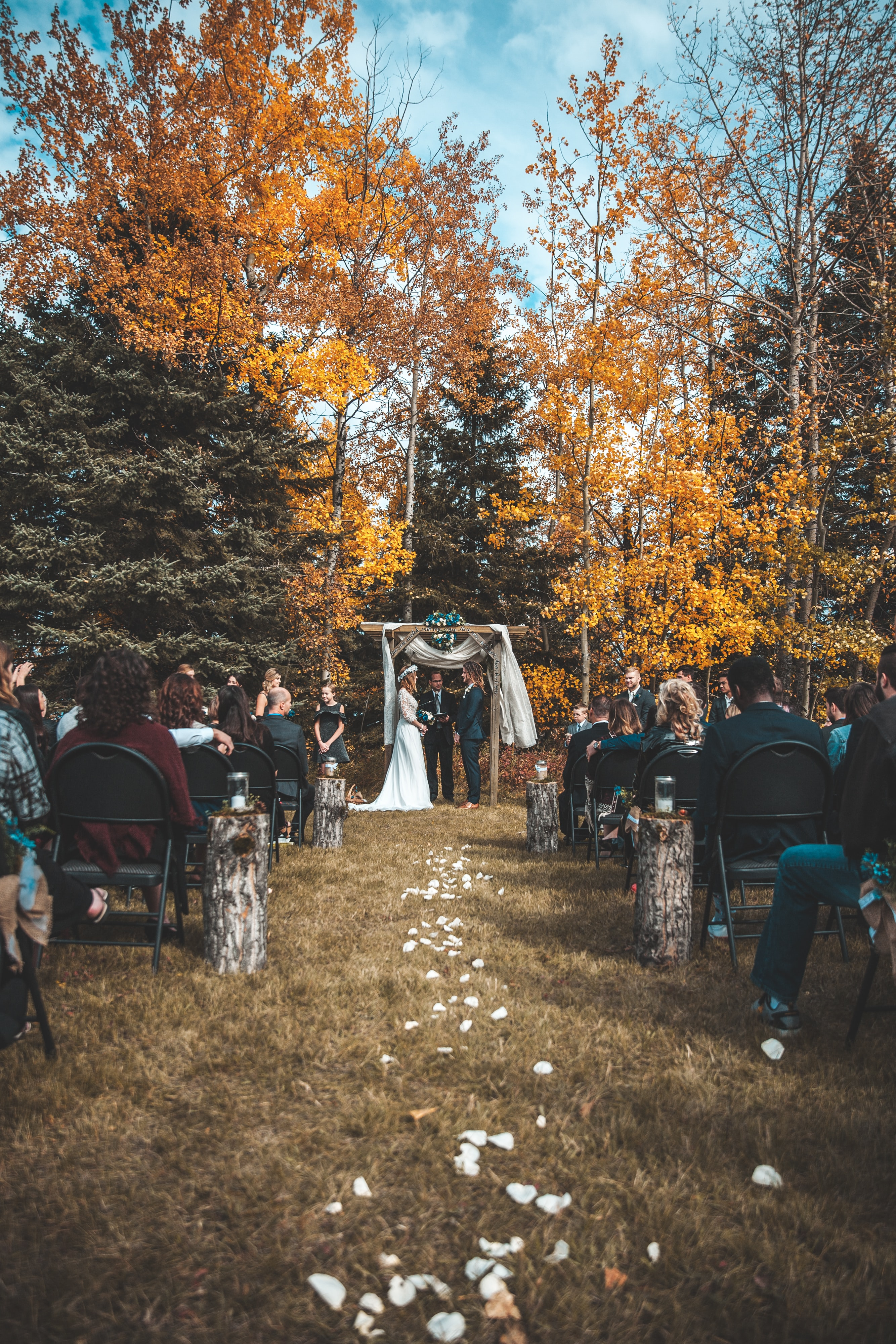 Какое время выбрать для проведения свадьбы?